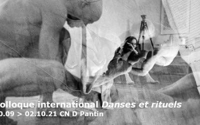 Colloque international «Danses et rituels»