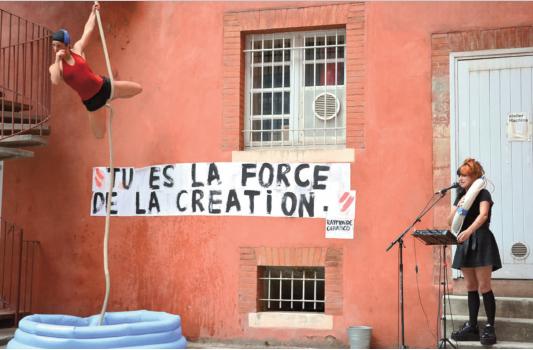 CRITÈRES ET VALEURS DES ARTS DU CIRQUE, DE LA RUE ET DE LA DANSE CONTEMPORAINE
